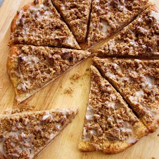 пицца с корицей рецепт