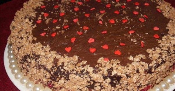 торт гусиные лапки по госту торты Chef Tm лучшие рецепты
