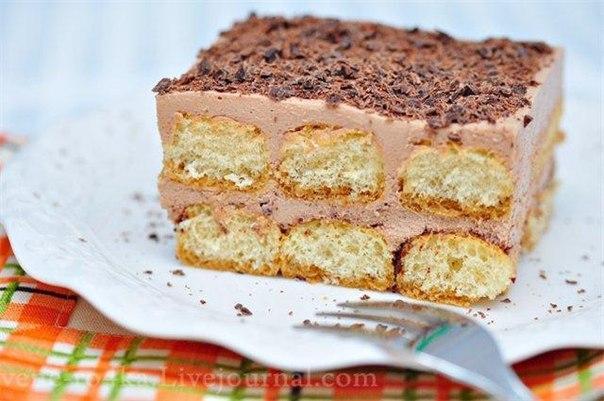 Торт с сыром альметте рецепт с пошагово