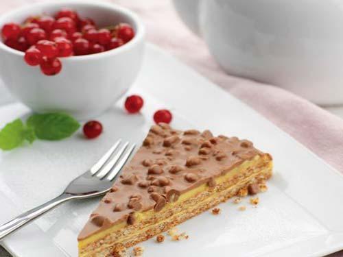 торт миндальный с ирисом как в икеа рецепт