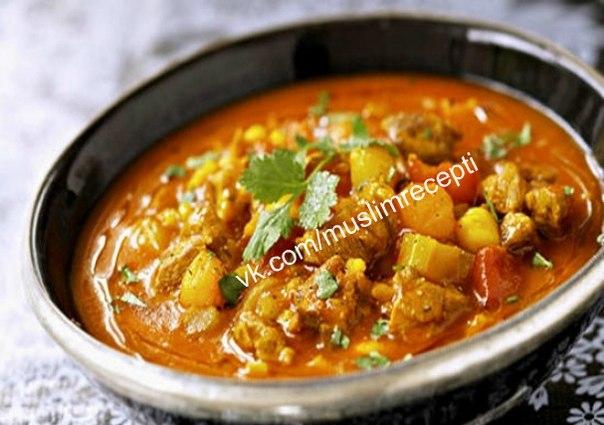 Супы с бараниной рецепты