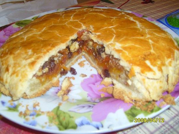 Восточные пироги рецепты