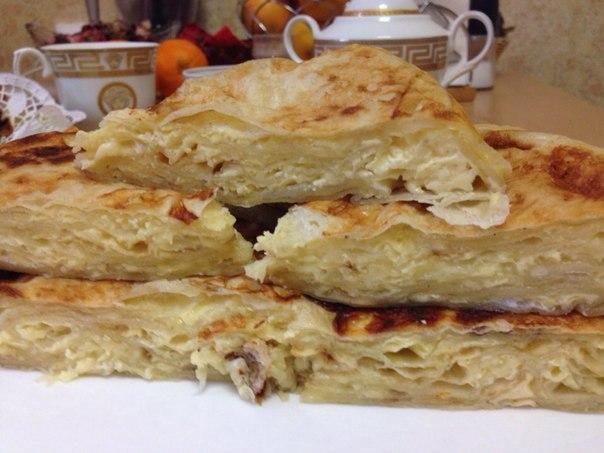 Рецепт хачапури с сыром из лаваша с пошагово