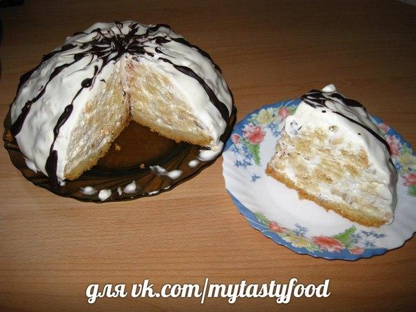 Торт санчо рецепт в мультиварке