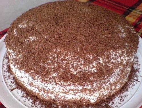 Рецепт вкусного простого торта в домашних условиях с фото