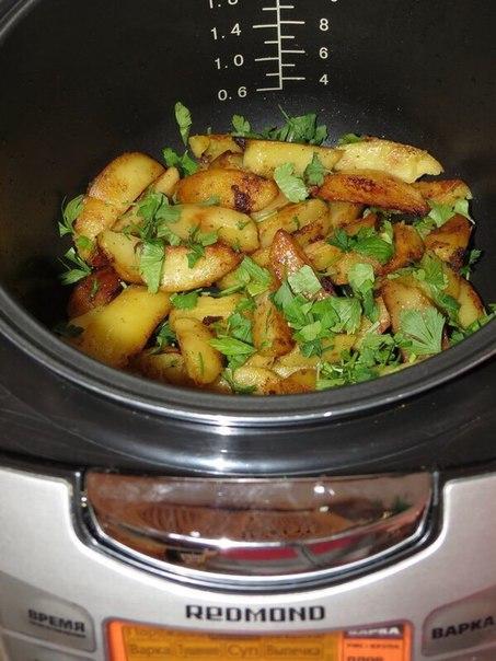 Сом с картошкой в мультиварке рецепты с фото