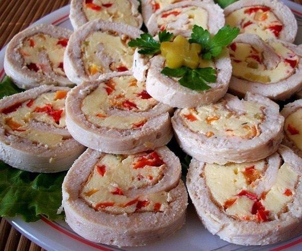 Оригинальные холодные закуски к праздничному столу рецепты