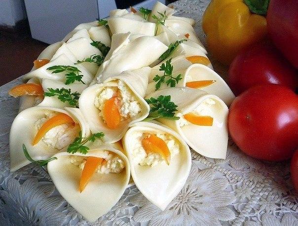Сырная закуска рецепты