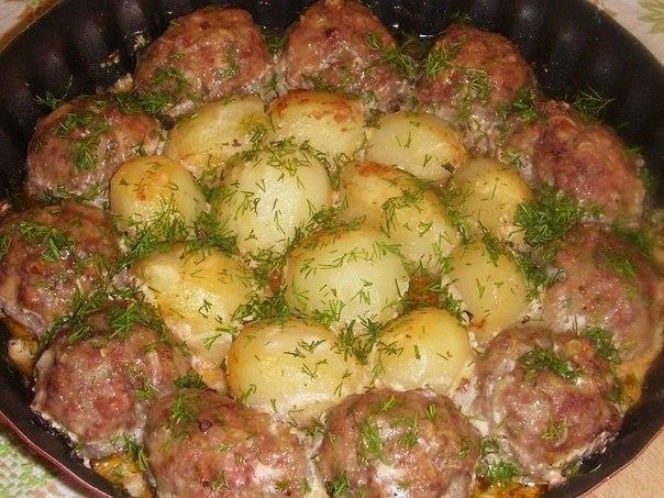 Какие блюда можно приготовить в духовке из картошки