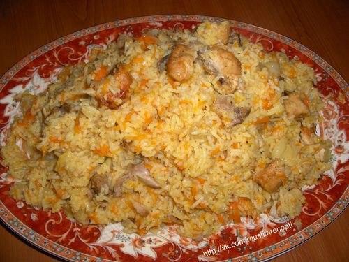 Осетинская кухня рецепты вторые блюда