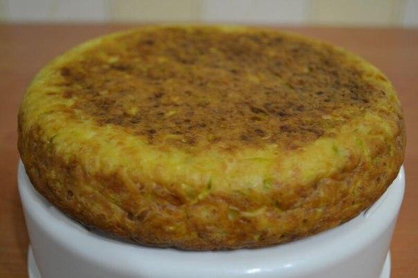 Торт из кабачков в мультиварке рецепты с фото
