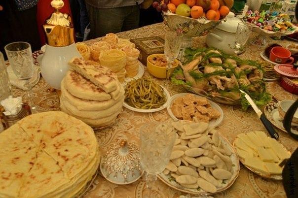 Национальные чеченские блюда рецепты 70
