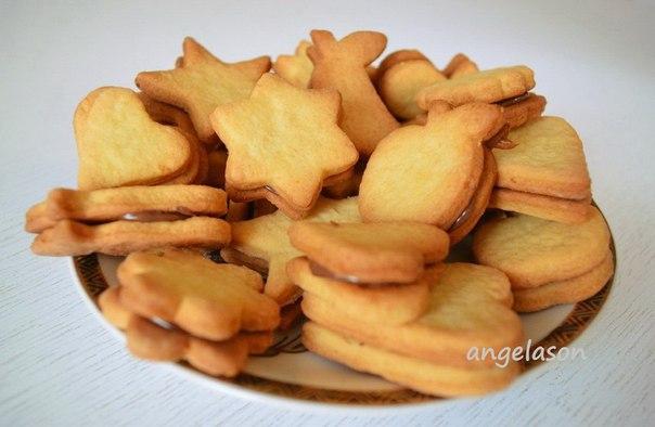 всего, тесто творожное для печенья знаете какое