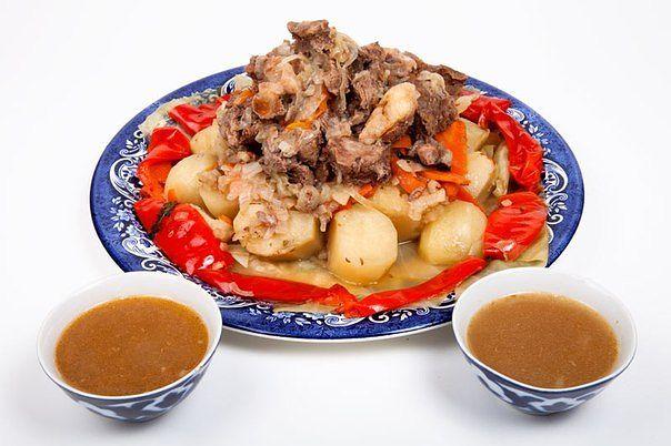 Басма рецепт узбекский