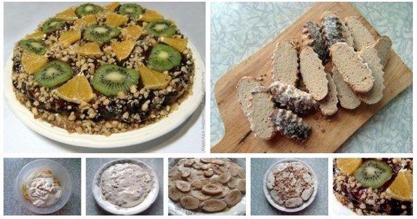 Рецепты пряничных тортов