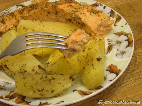 Рецепт: Запеканка с фаршем и овощами (в мультиварке) на ...