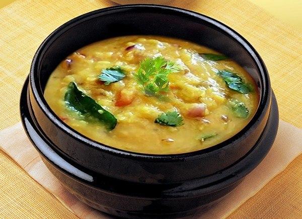 Рецепты индийской кухни дал