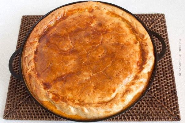 Круглые пироги рецепты