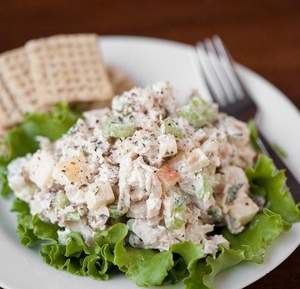 Салат из индейки рецепты простые и вкусные