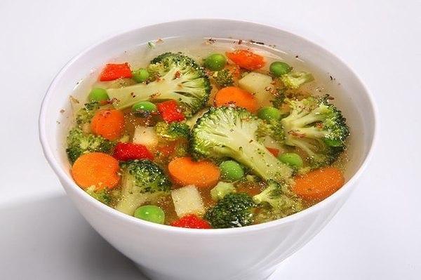 диетические блюда для похудения из цветной капусты