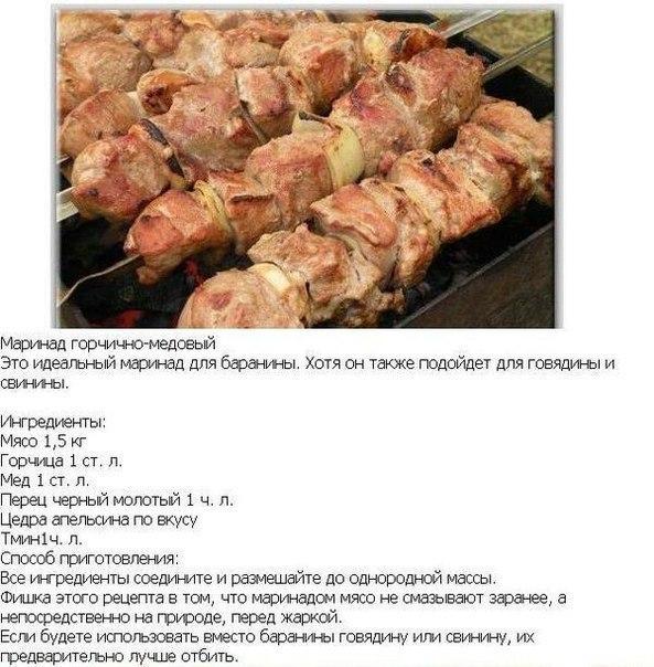 Приготовление шашлыков из свинины рецепт