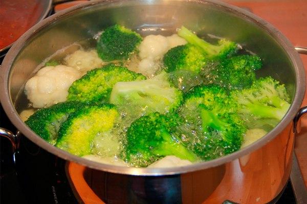Вкусно приготовить брокколи для ребенка