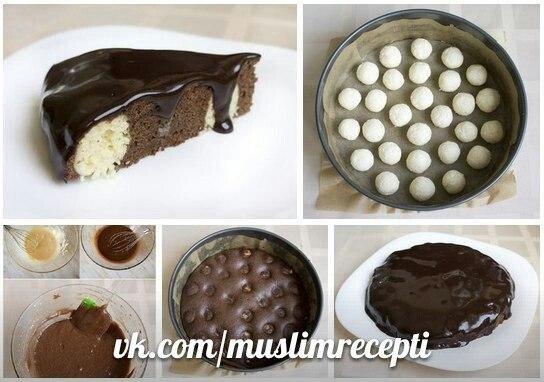 Творог с шоколадом рецепт с пошагово