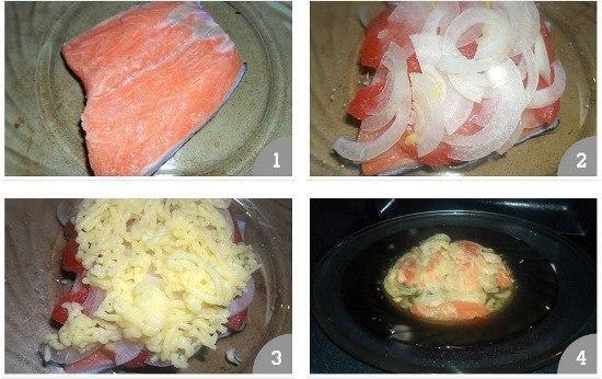 Блюда из микроволновкиы с фото простые и вкусные