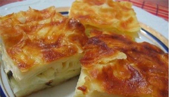 рецепт турецкого борек с сыром