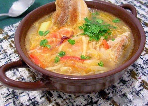 суп с свежей капустой рецепт