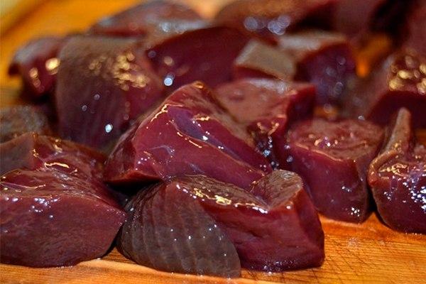 Свиной печени рецепт пошагово