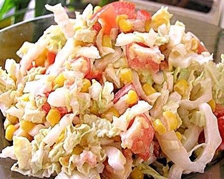 Овощные салаты на каждый день - вкусные и простые рецепты