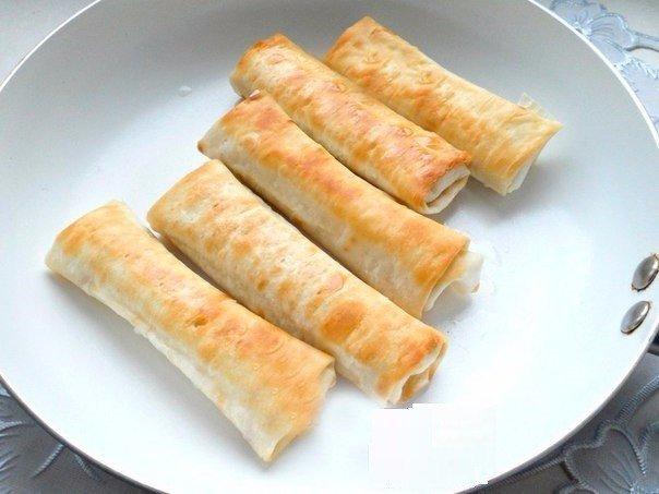 Что можно приготовить из лаваша и сыра