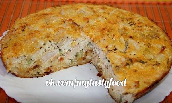 Рецепты запеканки из куриной грудки и макарон
