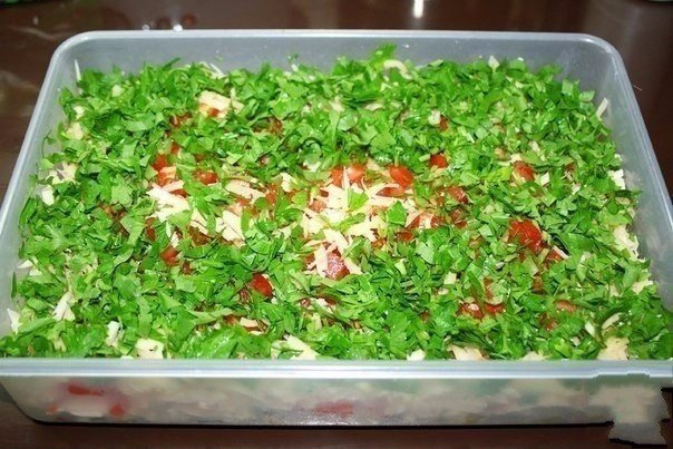 Салат с говядиной рецепт с очень вкусный и простой рецепт