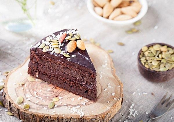 Рецепт вегетарианский торт