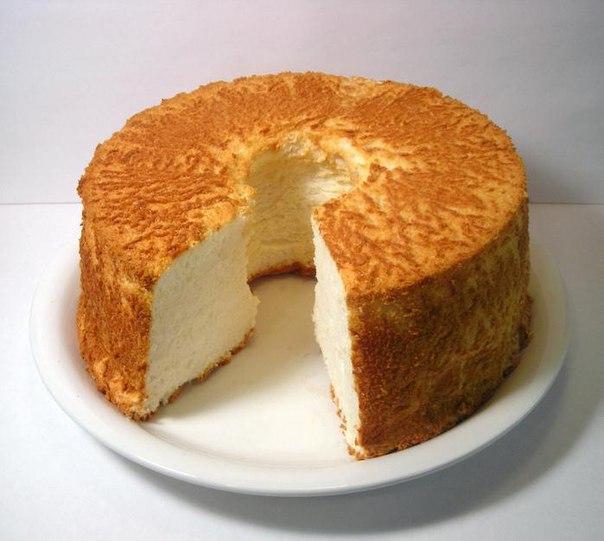 Тесто бисквитное на торт в домашних условиях 532
