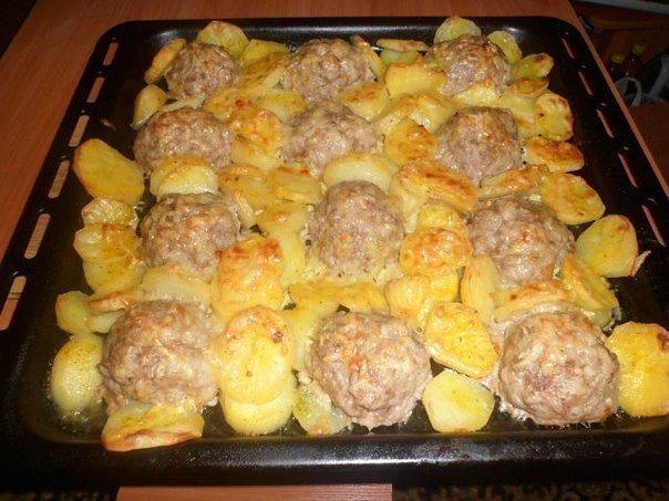 Блюда на второе в духовке и рецепт