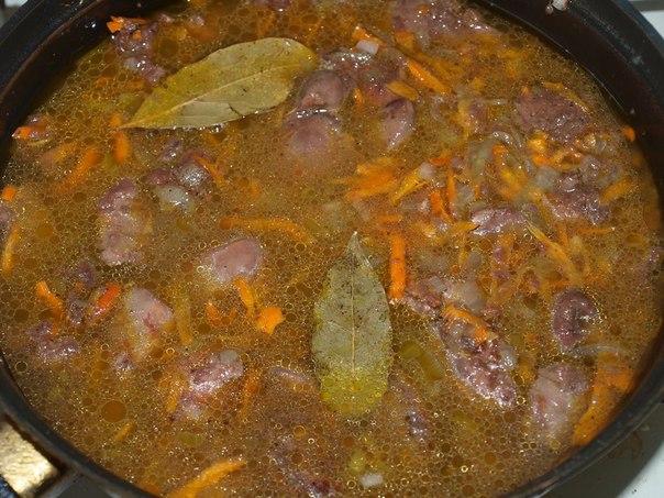 рецепты запеканки из куриной печени в духовке