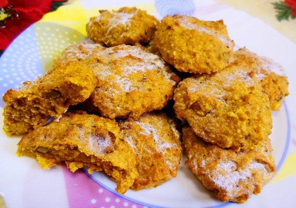 Овсяное печенье с морковью рецепт диетическое