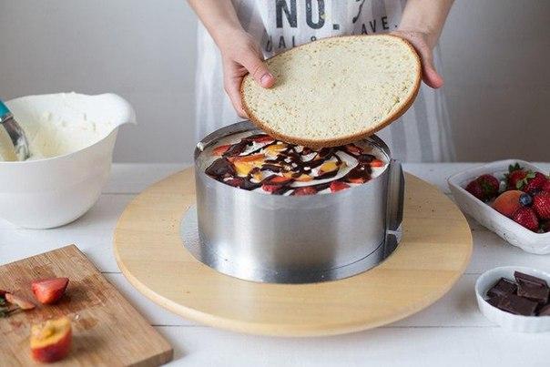 как готовить торты дома данного белья концу