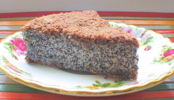 Торт с маком в мультиварке рецепты с фото