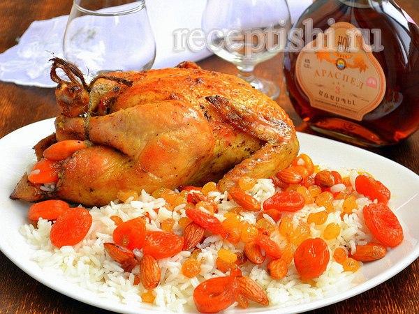 Армянская кухня рецепты из курицы