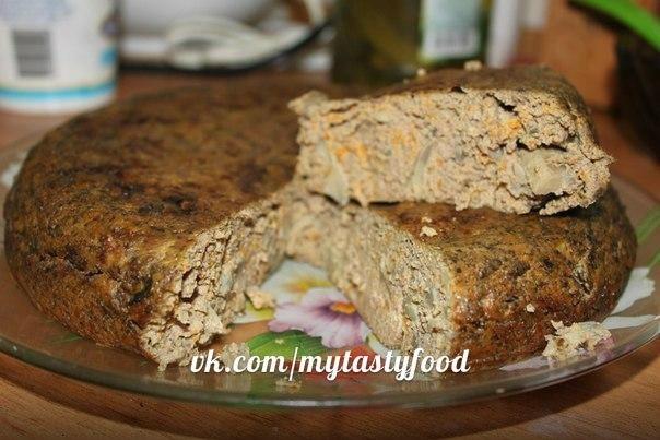 Торт с мясом рецепт пошагово