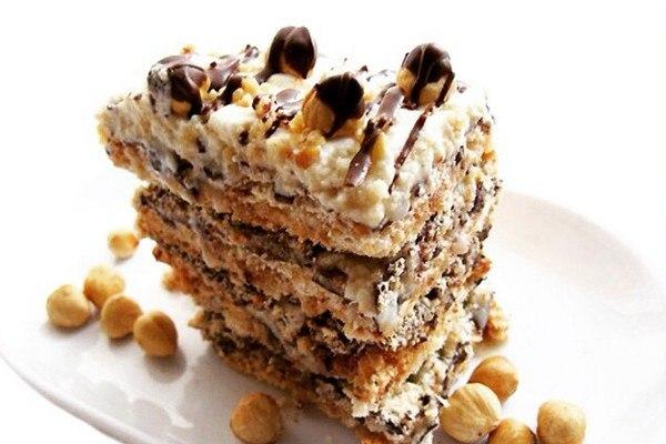 Торты с безе рецепты киевский торт