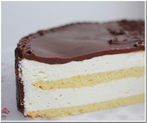 Рецепт птичье молоко торт фото