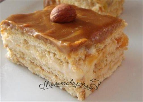Рецепт пирогов со сгущенкой