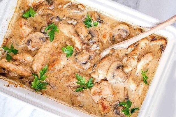 Как приготовить подливку с куриным мясом