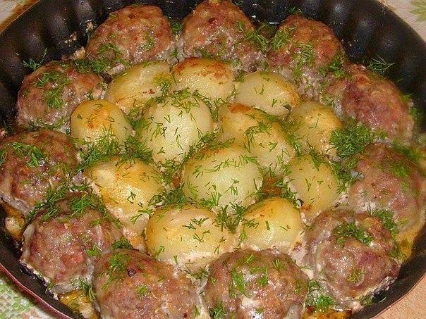 Рецепт вкусного второго блюда с соусом