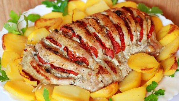 Вторые блюда мясные рецепты в духовке